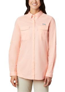 Columbia Women's Pfg Bonehead Utility Shirt