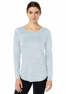 Columbia Women's Place to Place II Long Sleeve Shirt cirrus grey