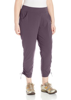Columbia Women's Plus Size Anytime Casual Ankle Pant  2X