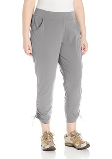 Columbia Women's Plus Size Anytime Casual Ankle Pant