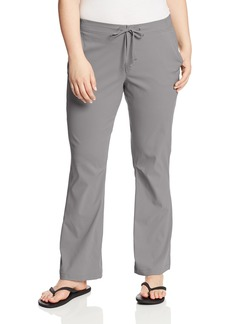 Columbia Women's Plus Size Anytime Outdoor Boot Cut Pant Short Size Anytime