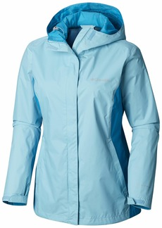 Columbia Women's Plus Size Arcadia II Jacket Clear Blue/Modern Turq