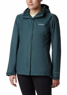 Columbia Women's Plus Size Arcadia II Jacket Dark seas