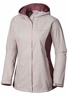 Columbia Women's Plus Size Arcadia II Jacket Mineral Pink/Antique Mauve