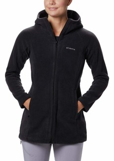 Columbia Women's Plus Size Benton Springs II Long Hoodie