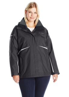 Columbia Women's Plus Size Blazing Star Interchange Jacket