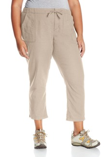 Columbia Women's Plus Sizecoastal Escape Capri Pant Size