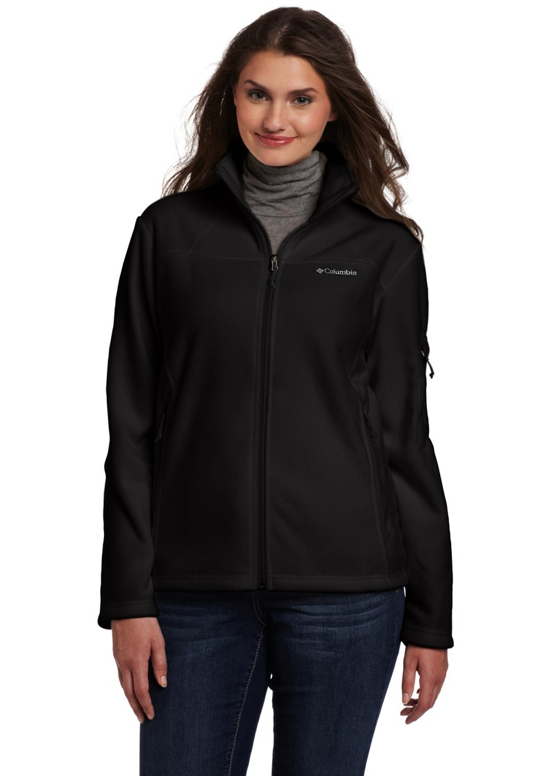 0a650a62f10 Columbia Columbia Women s Plus-Size Fast Trek II Full Zip Fleece ...