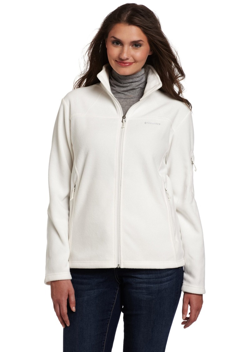 Columbia Columbia Women's Plus-Size Fast Trek II Full Zip ...