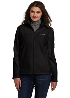Columbia Women's Plus-Size Fast Trek II Full Zip Fleece Jacket Plus