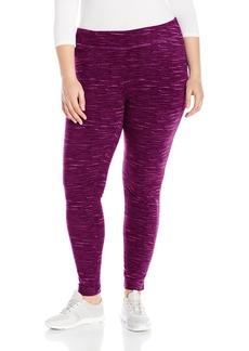 Columbia Women's Plus-Size Glacial Fleece Printed Legging  1X