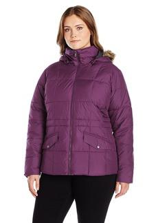 Columbia women's nordic cold front interchange jacket