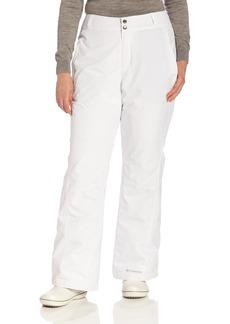 Columbia Women's Plus-Size Modern Mountain 2.0 Pant
