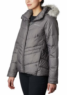 Columbia Women's Plus Size Peak to Park Insulated Jacket