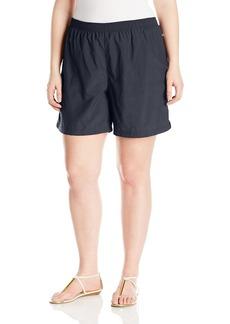 Columbia Women's Plus-Size Sandy River Plus Size Short Shorts  x6