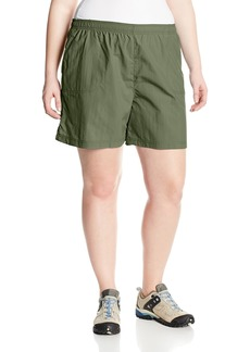 Columbia Women's Plus-size Sandy River Plus Size Short Shorts cypress