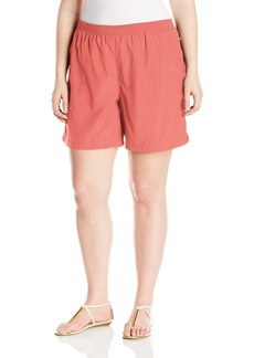 Columbia Women's Plus Size Sandy River Short