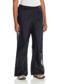 Columbia Women's Plus-size Storm Surge Plus Size Pant Outerwear -black 1XxR
