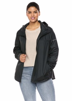 Columbia Women's Plus Size Sustina Springs Windbreaker  2X