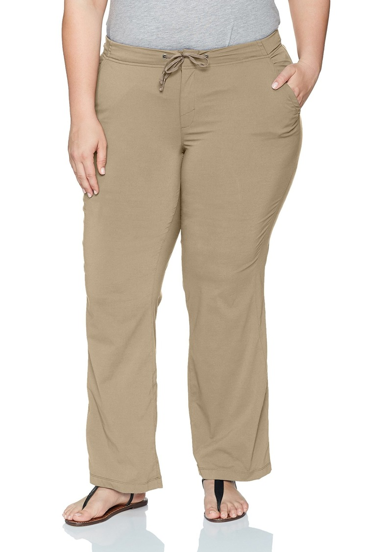 Columbia Women's Plus SizeAnytime Outdoor Full Leg Pant Regular Size Anytime  16W