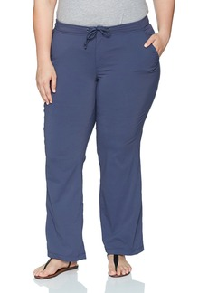 Columbia Women's Plus Sizeanytime Outdoor Full Leg Pant Size  18W Regular