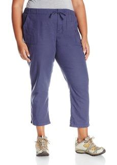 Columbia Women's Plus Sizecoastal Escape Capri Pant Size