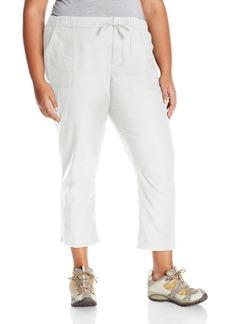 Columbia Women's Plus Sizecoastal Escape Capri Pant Size  1X