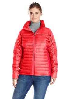 Columbia Women's Plus SizePowder Pillow Hybrid Jacket Size