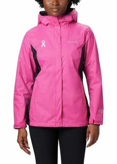 Columbia Women's Tested Tough Rain Jacket Ii