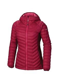 Columbia Women's Powder Pass Hooded Jacket