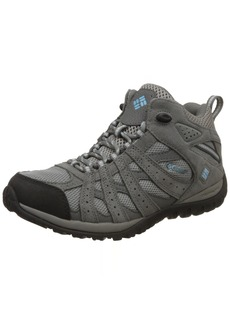 Columbia Women's Redmond MID Waterproof Hiking Boot  8 B US