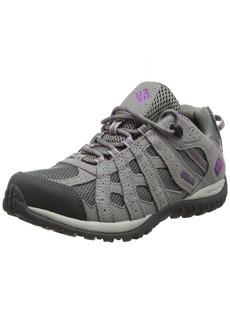 Columbia Women's Redmond Waterproof Hiking Shoe   B US