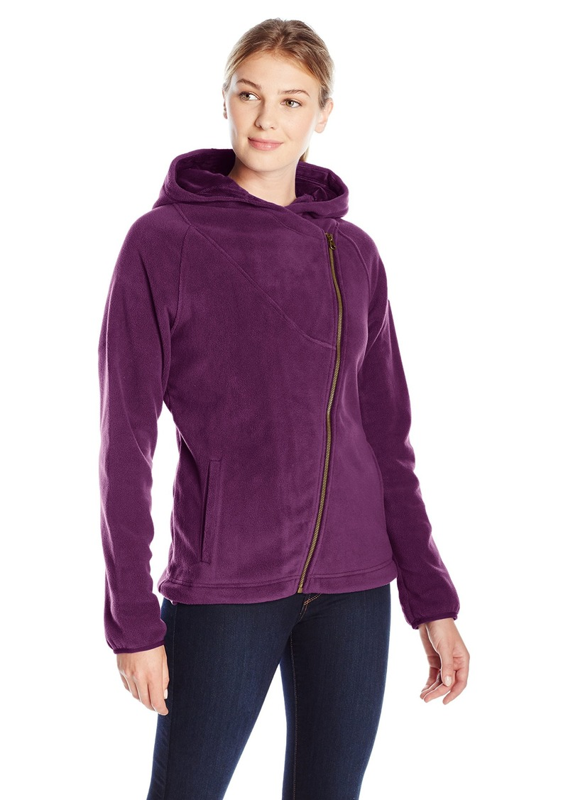 Columbia Women's River's Bend Asym Fleece Hoodie
