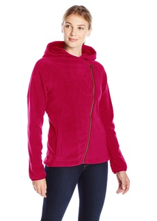 Columbia Women's River's Bend Asymmetric Fleece Hoodie