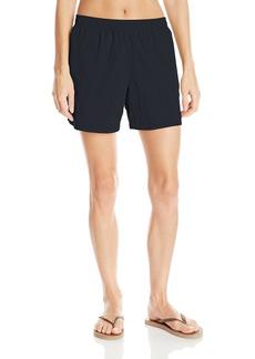 Columbia Women's Sandy River Short Shorts -black Mx5