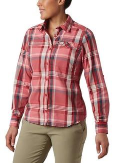 Columbia Women's Silver Ridge 2.0 Plaid Long Sleeve Shirt