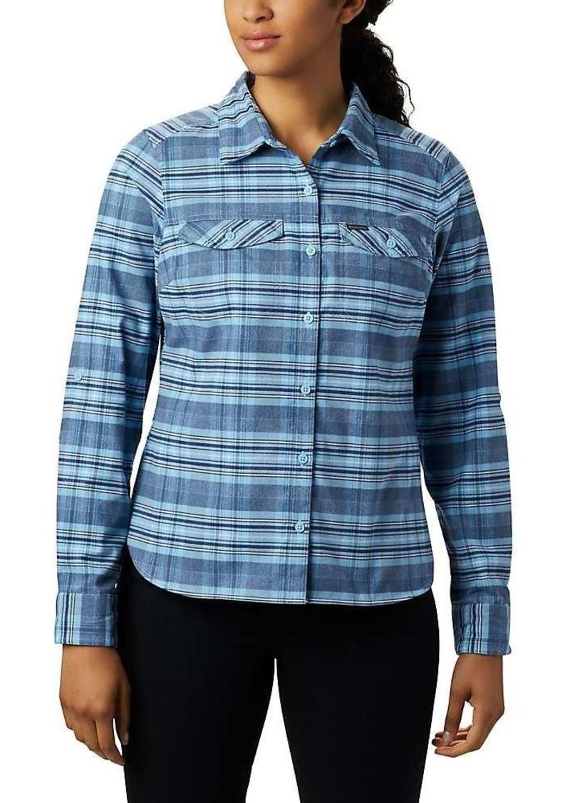 Columbia Women's Silver Ridge LS Flannel Shirt