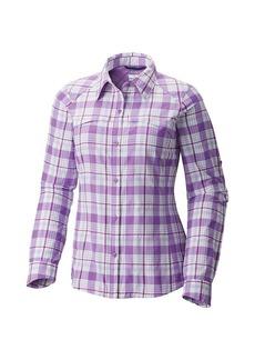 Columbia Women's Silver Ridge Plaid LS Shirt
