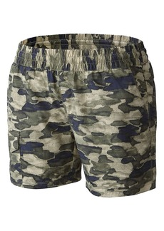 Columbia Women's Silver Ridge Printed Pull On Short