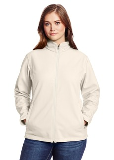 Columbia Women's SizeKruser Plus Size Kruser Ridge Softshell Jacket