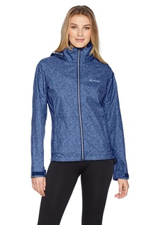 Columbia Women's Switchback III Printed Jacket Nocturnal
