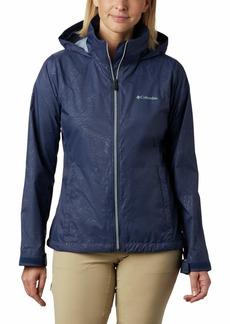 Columbia Women's Switchback III Printed Jacket Packable