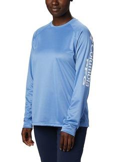 Columbia Women's Tidal Tee Heather LS Shirt