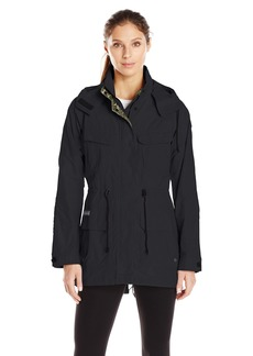 Columbia Women's Tillicum Bridge Long Jacket Black