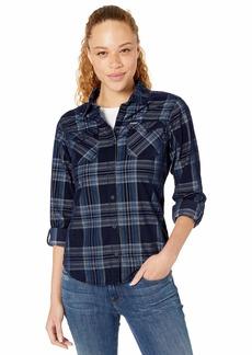 Columbia Women's Times Two Corduroy Long Sleeve Shirt
