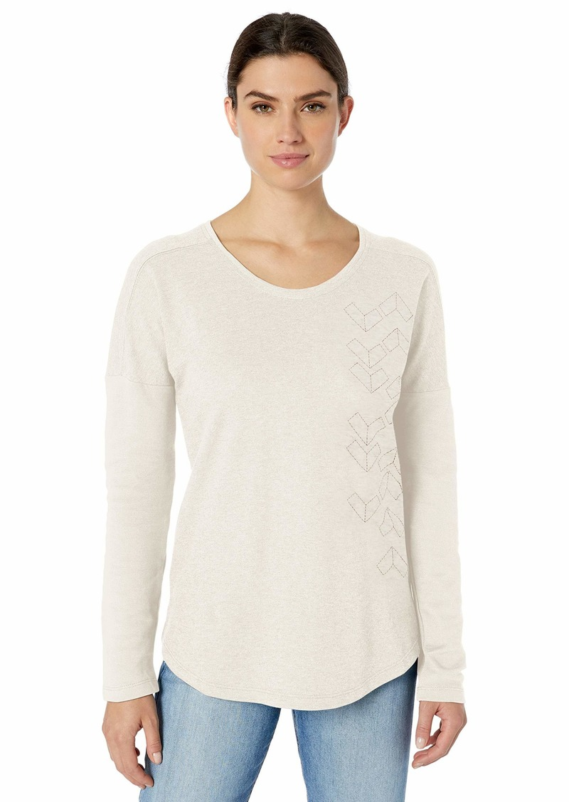 Columbia Women's Times Two Novelty Knit Long Sleeve