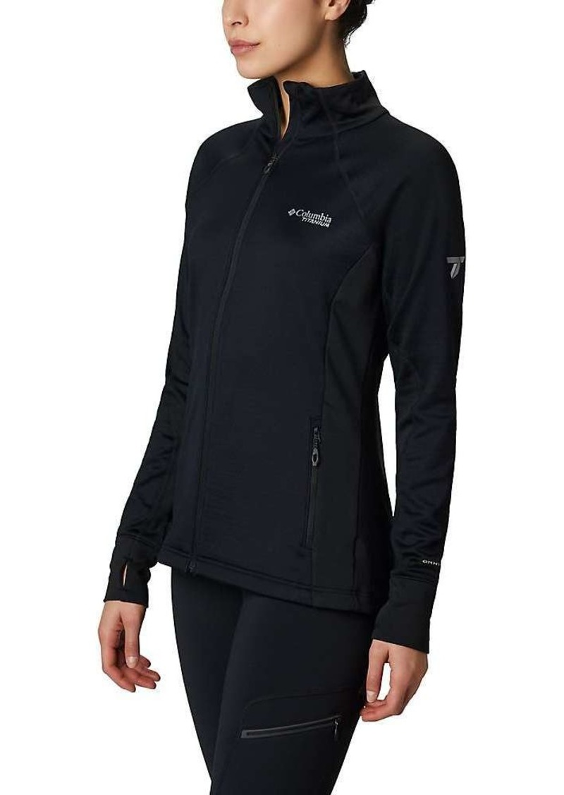 Columbia Women's Titanium Mount Defiance Fleece Top