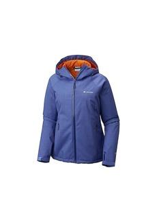 Columbia Women's Top Pine Insulated Rain Jacket