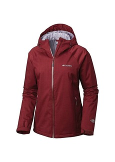 Columbia Women's Top Pine Insulated Rain Jacket
