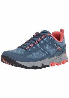 Columbia Women's Trans ALPS II Trail Running Shoe Steel melonade  B US